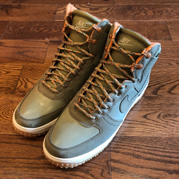 Air Force 1 DCNS Military Boot